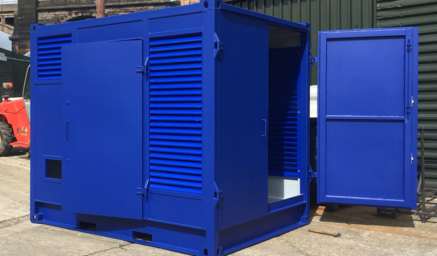 containerised generators